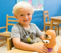 Apply Now for Concord Christian Preschool