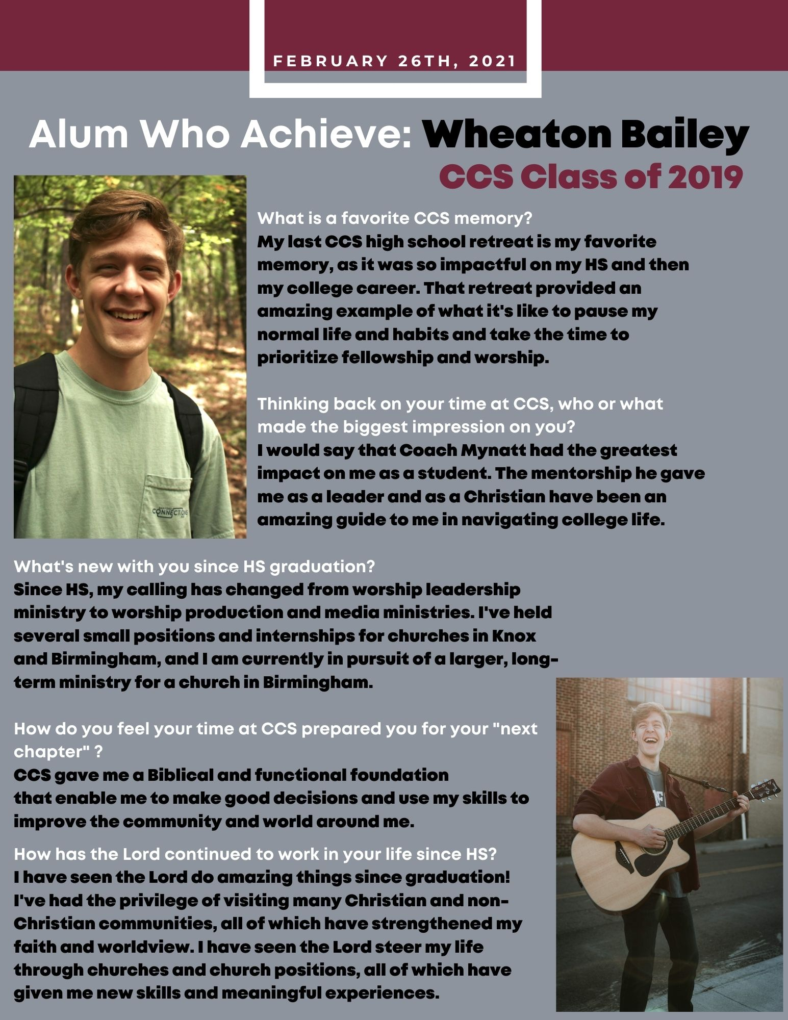 Alum Wheat Bailey