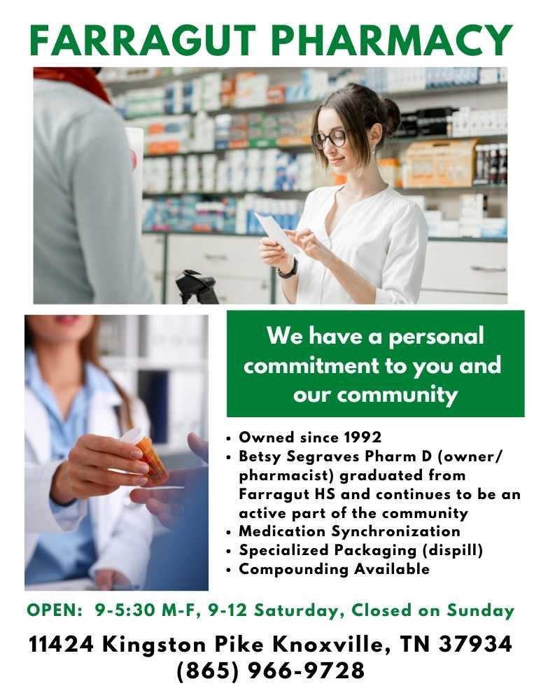 Farragut Pharmacy