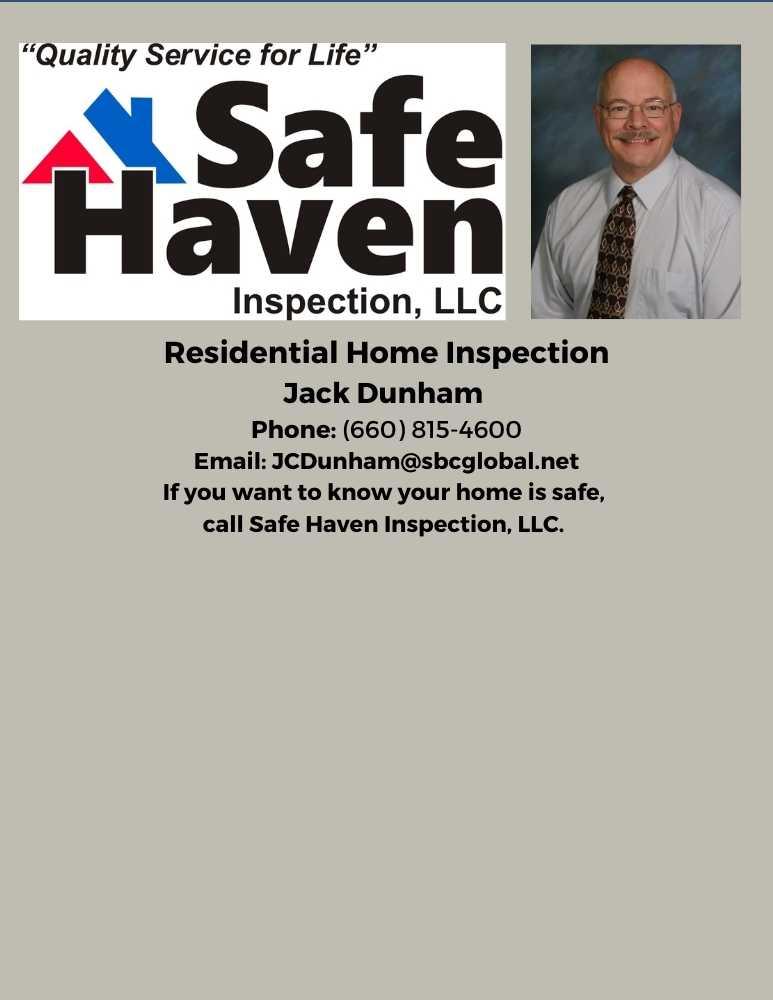 Safe Haven Inspection, LLC